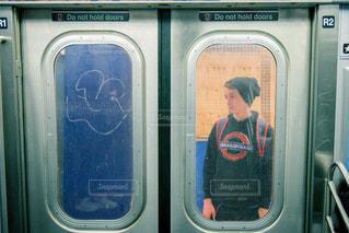 地下鉄車両の写真・画像素材[807964]