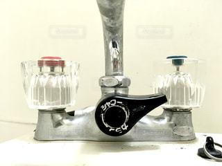 洗面台の蛇口の写真・画像素材[783682]