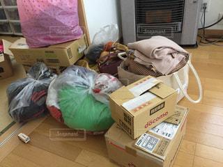 断捨離のゴミの写真・画像素材[827269]