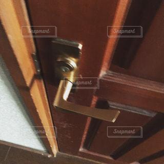 部屋の扉の写真・画像素材[758827]