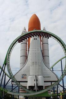 スペースシャトルの写真・画像素材[761738]