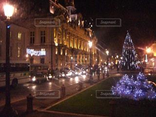 フランスのクリスマスイルミネーション - No.841774
