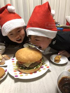 BIGハンバーガーの写真・画像素材[932918]