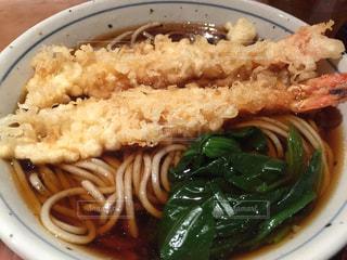 天ぷら蕎麦の写真・画像素材[759928]