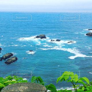 神威岬の写真・画像素材[760130]