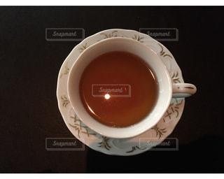 一杯の紅茶の写真・画像素材[1086506]