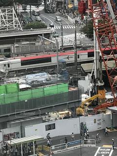 渋谷から見れるけしきの写真・画像素材[770109]