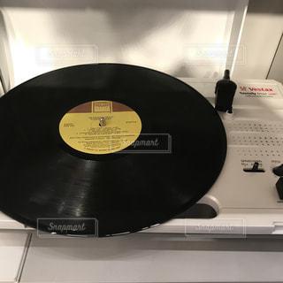 レコードの写真・画像素材[780393]