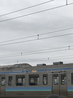 普通列車の写真・画像素材[836959]