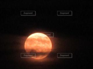 満月の写真・画像素材[1415288]