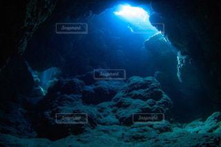 海の中の写真・画像素材[130802]