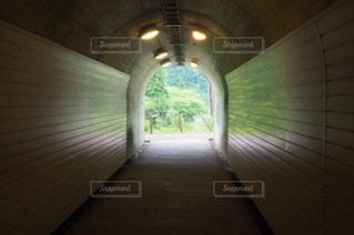 トンネルの写真・画像素材[1661832]