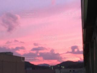 染まる空の写真・画像素材[762526]