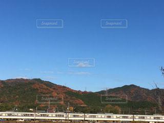 竜王山は紅葉で色鮮やかの写真・画像素材[905447]