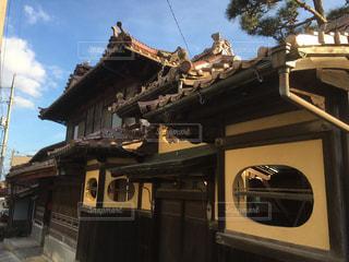 江戸の日本家屋の写真・画像素材[948251]