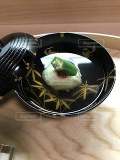 懐石料理コース三品目の写真・画像素材[763001]