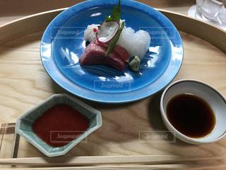 懐石料理コース二品目の写真・画像素材[763002]