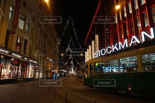 フィンランドヘルシンキのストックマンの写真・画像素材[1419876]