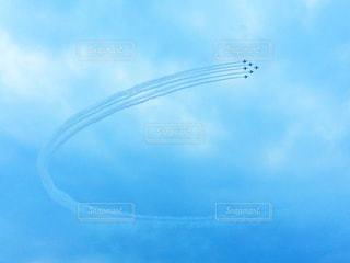 小牧基地での航空祭の写真・画像素材[802708]