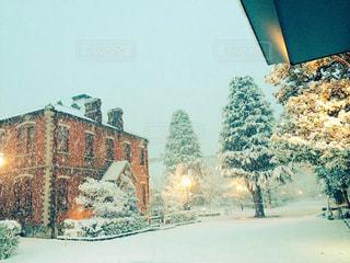 雪景色の写真・画像素材[878136]