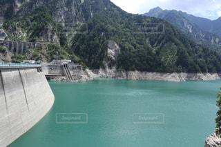 黒部ダムの写真・画像素材[1398561]