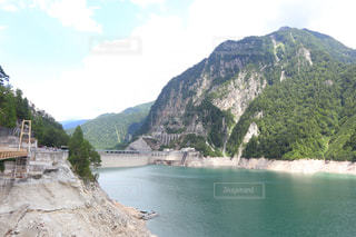 黒部ダムの写真・画像素材[1398580]