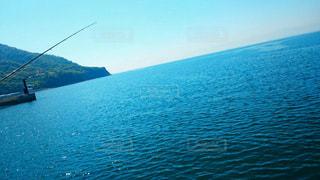 水の体のボートの写真・画像素材[764584]