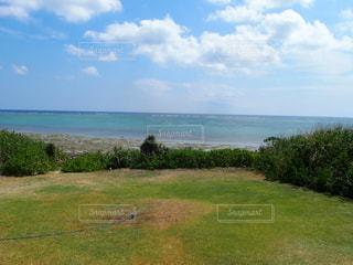 石垣島の海と青空の写真・画像素材[785513]