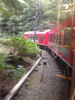 箱根登山鉄道の写真・画像素材[824054]