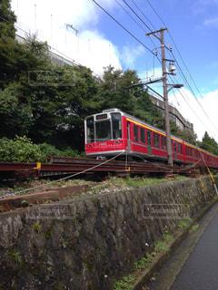 箱根登山鉄道の写真・画像素材[824055]