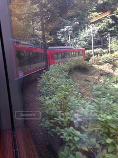 箱根登山鉄道の写真・画像素材[824063]