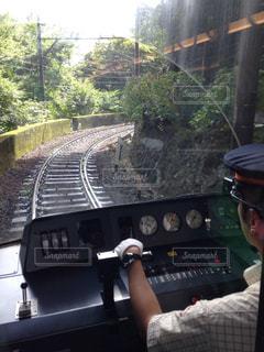 箱根登山鉄道の写真・画像素材[824101]