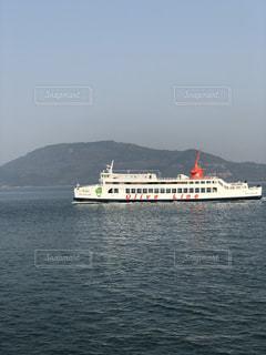 小豆島フェリーの写真・画像素材[1112375]