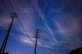 夜空の写真・画像素材[767677]
