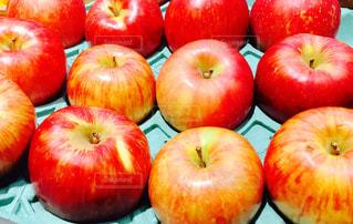 画面いっぱいの林檎の写真・画像素材[770097]
