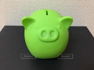 ブタの貯金箱の写真・画像素材[796282]