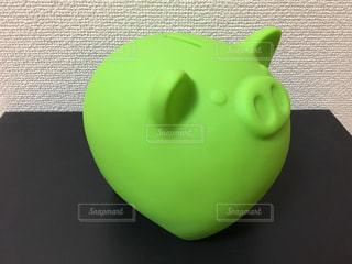 ブタの貯金箱の写真・画像素材[796285]