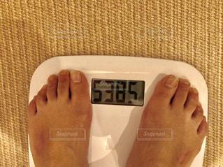 体重計の写真・画像素材[883444]