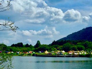 田貫湖キャンプ場の写真・画像素材[769214]