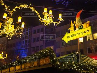 ドイツ、ケルンのクリスマスマーケットの写真・画像素材[769067]