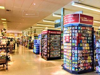 アメリカのスーパーの写真・画像素材[776551]