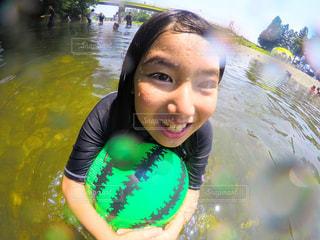 水遊びの写真・画像素材[779570]
