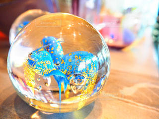 ガラスの置物 - No.790594