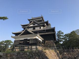 松江城の写真・画像素材[767893]