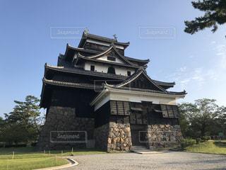 松江城の写真・画像素材[767894]