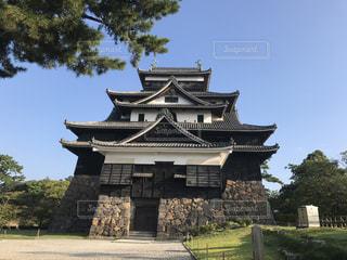 松江城の写真・画像素材[767895]