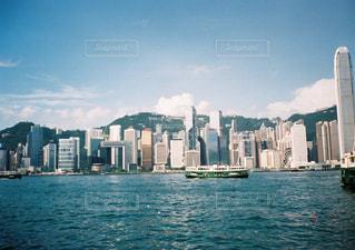 大都会香港の写真・画像素材[768843]