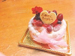 ケーキの写真・画像素材[11736]