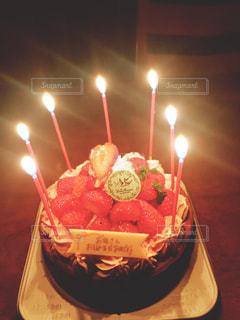 ケーキの写真・画像素材[129951]