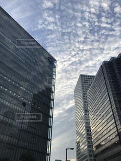 都市の高層ビルの写真・画像素材[768971]